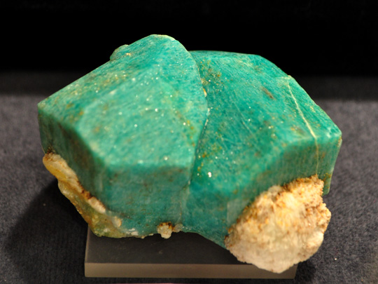 Amazonite from Konso, Ethiopia