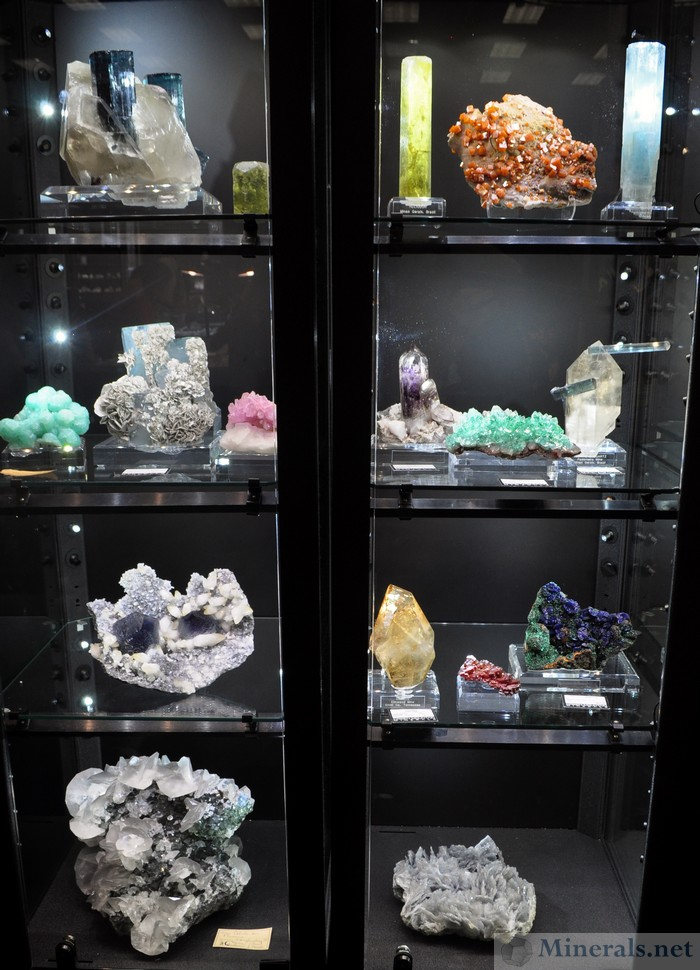 Green Mountain Minerals - NY/NJ Gem Show