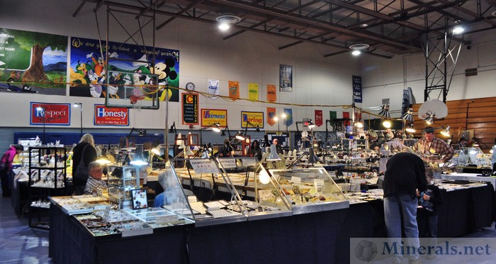 Franklin NJ Mineral Show 2014