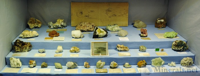 Minerals of Great Notch, NJ - Bradly Plotkin