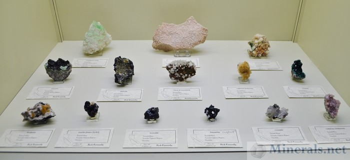 Rick Kennedy's Tsumeb Minerals