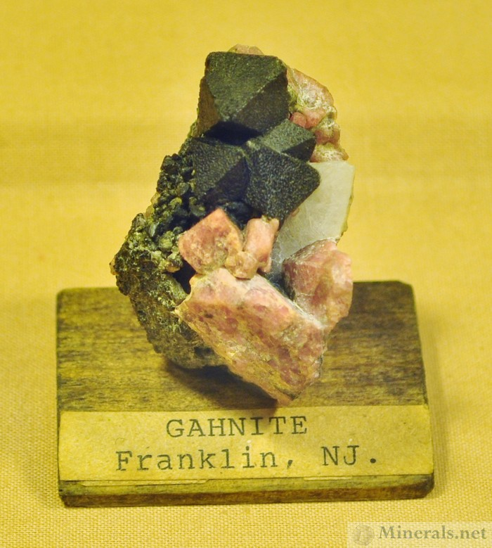 Gahnite Franklin NJ